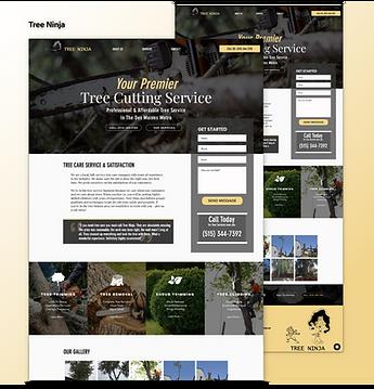 Tree Ninga Website
