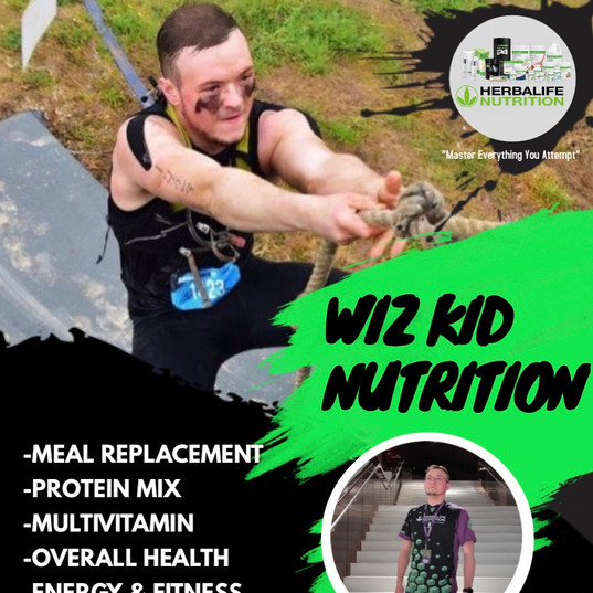 Wiz Kid Nutrition - New U Nutrition