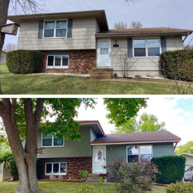 Roof Replacement and Siding
