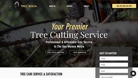 Tree Ninja Webiste
