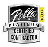 Pella Windows logo