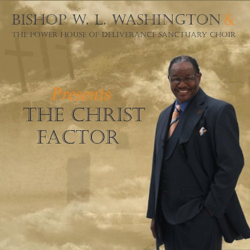The Christ Factor CD