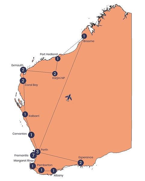 West-Australië Rondreis Traveleers