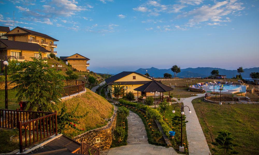 Rupakot Resort