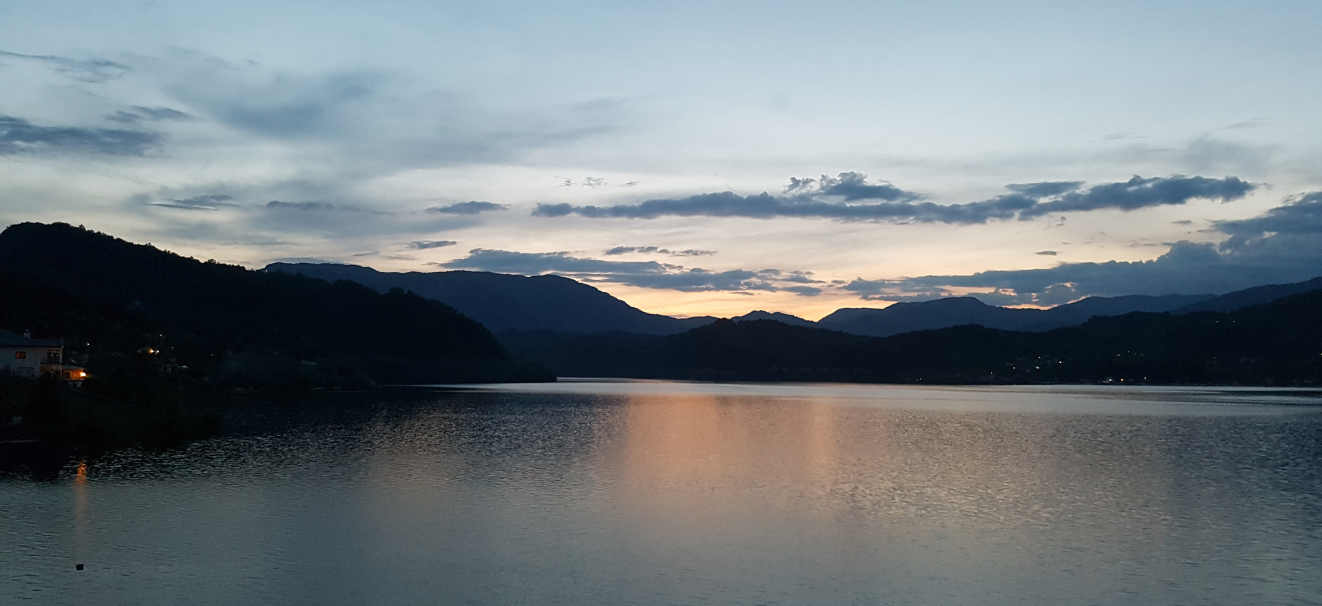 Vila Palma aan Lake Jablanica