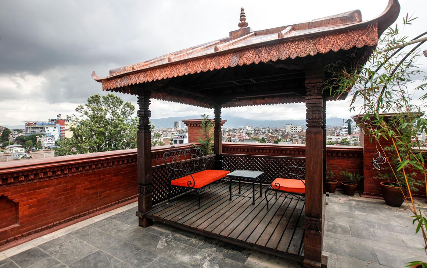 Dakterras Traditional Comfort Hotel