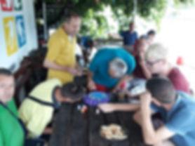Clientenvakanties vrijwilligerswerk Trav