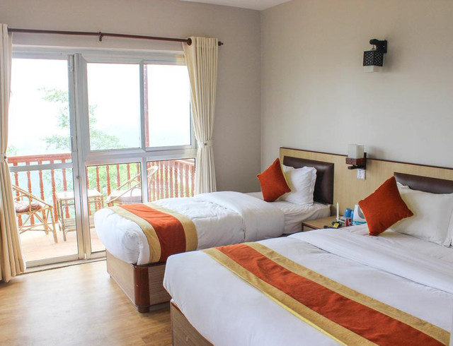 Balthali Village Resort - Deluxe Kamer