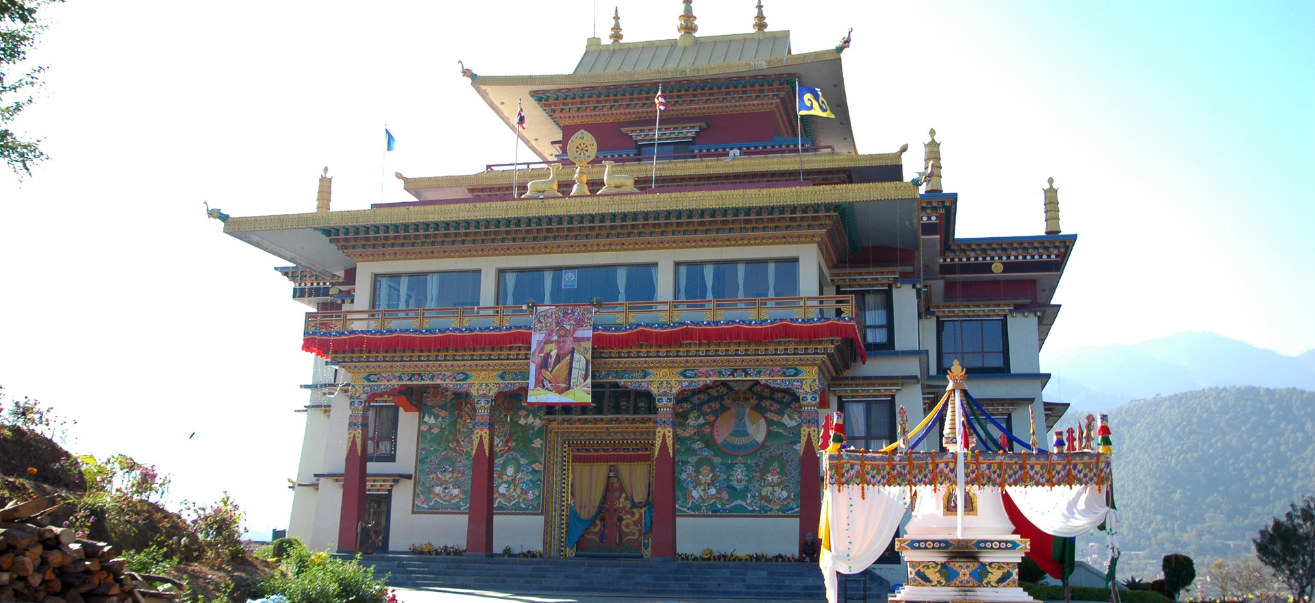 Neydo Monastery