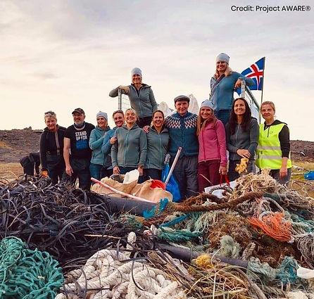 Project Aware Dive Against Debris Travel