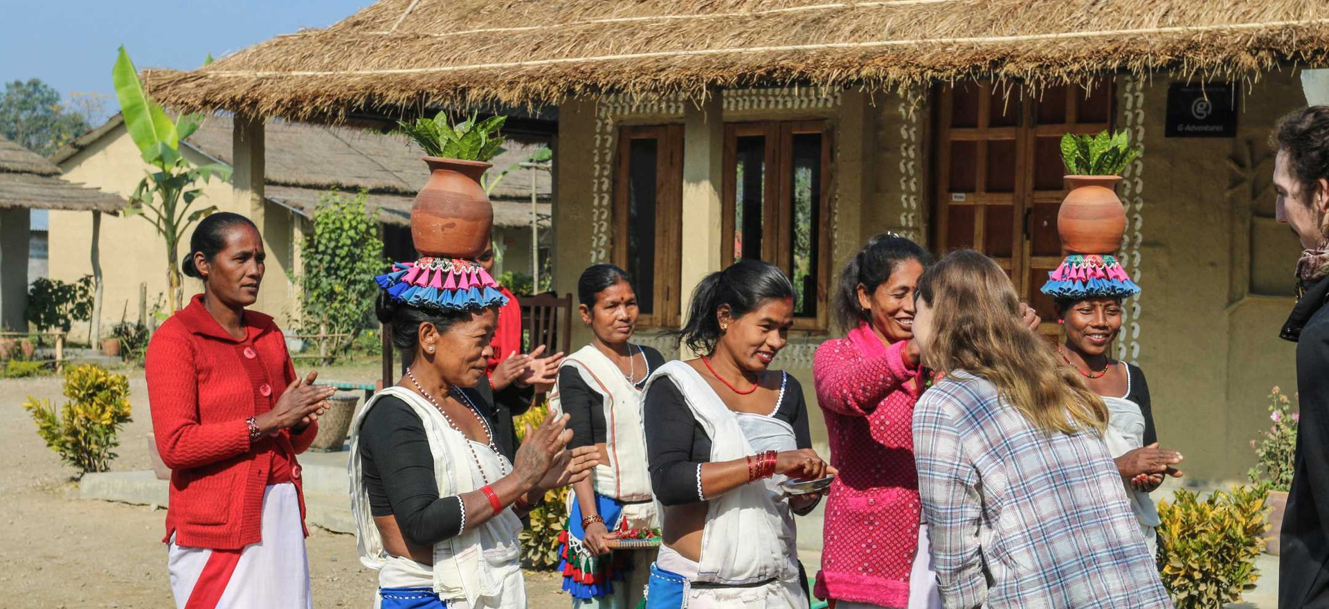 Barauli Community Homestayt - Welkom