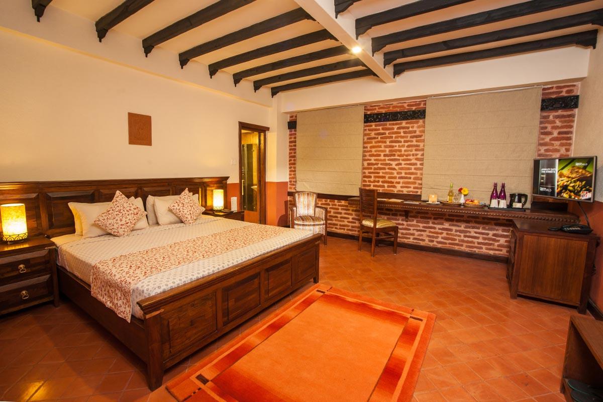 Hotel kamer Traditional Comfort Hotel
