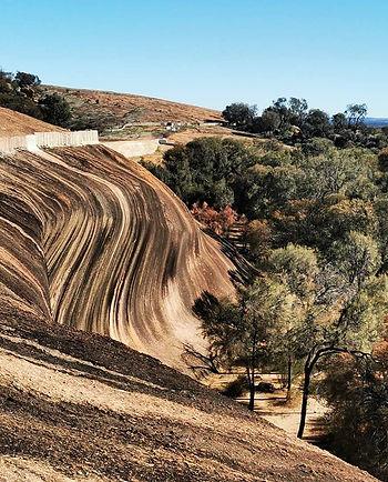 Australie Rondreis Groepsreis Wave Rock