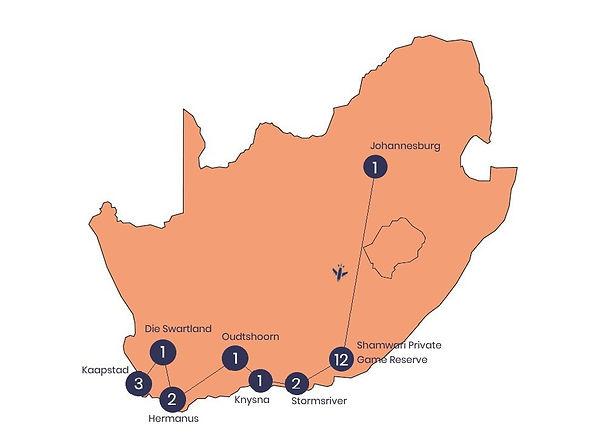 Zuid Afrika Rondreis Traveleers