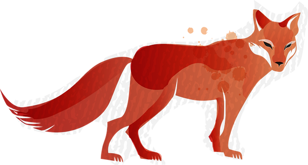 Stained Fox