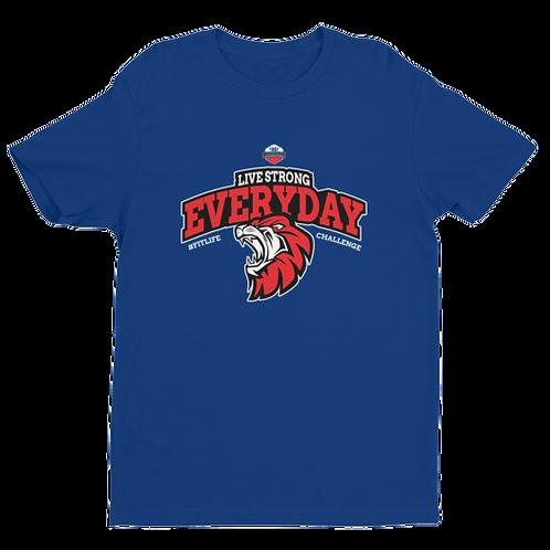 Live Strong Men's T-Shirt