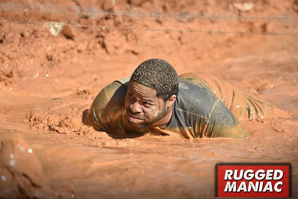 coach fit life at rugged maniac