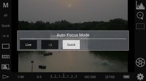 Auto Focus Mode