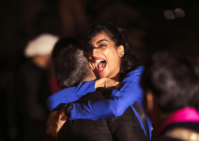 Anushka Manchanda excited as always