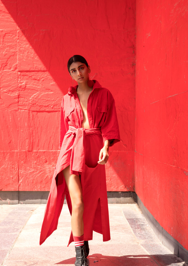 Fashion Photography by Delhi-based Faizan Patel
