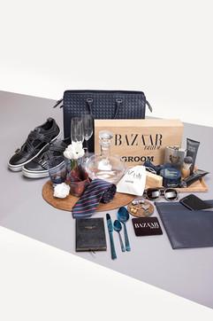 Product Photography for Harper's Bazaar