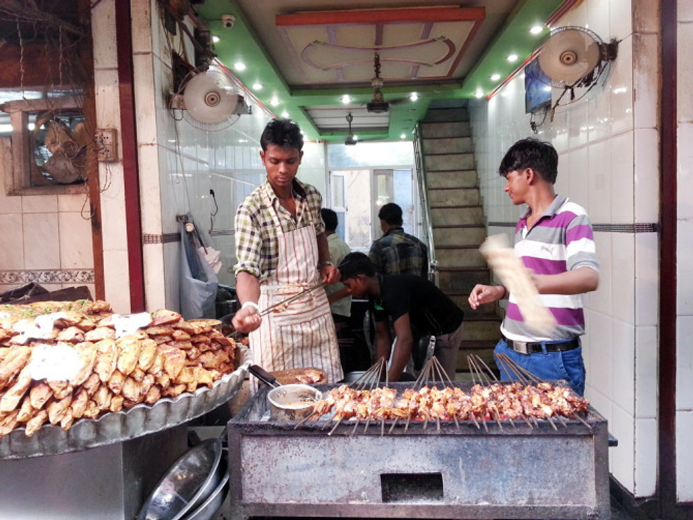 Aslam Chicken Corner
