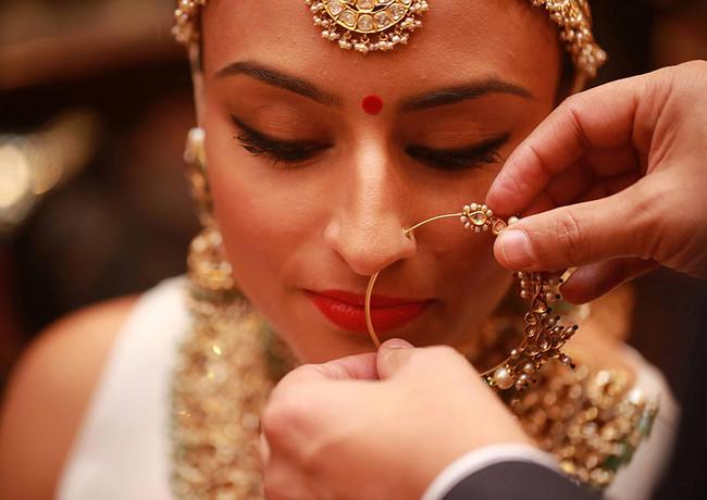 The Sabyasachi Bride