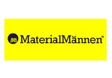 Logo Materialmännen