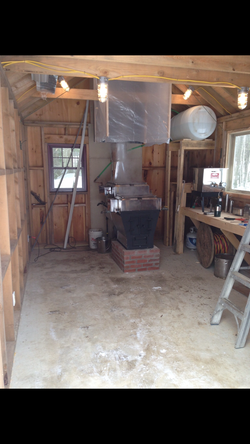 2014 our first evaporator