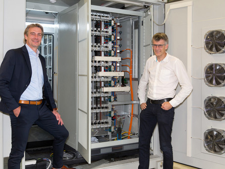 Smart Grid unleashed by Koolen Industries to tackle large-scale energy storage needs