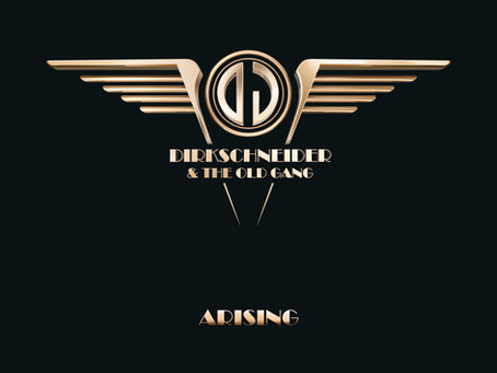 Dirkschneider and the Old Gang 'Arising' EP (AFM Records)