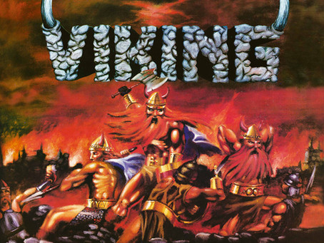 Viking 'Do Or Die' (High Roller Records)