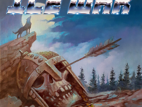 Ice War 'Sacred Land' (Fighter Records)