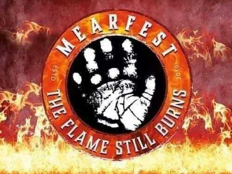 The Flame Still Burns (Mearfest Compilatie CD)