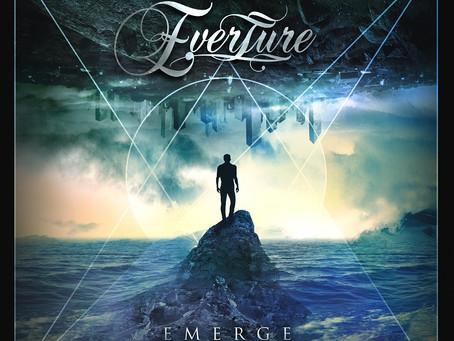 Everture 'Emerge' (Inverse Records)