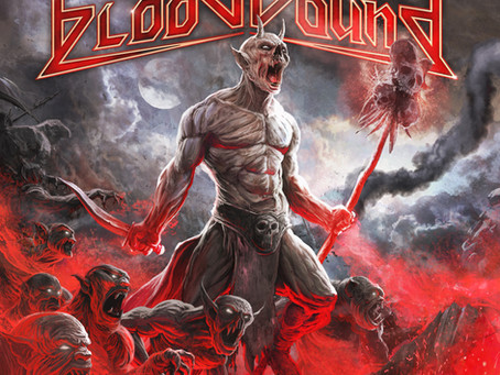 Bloodbound 'Creatures Of The Dark Realm' (AFM Records)