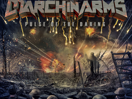 """March In Arms """"Pulse Of The Daring"""" (RFL Records)"""