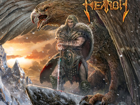 Feanor 'Power Of The Chosen One' (Massacre Records)