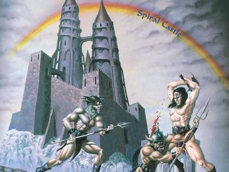 Manilla Road 'Spiral Castle' (High Roller Records)