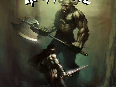 Aphrodite 'Orgasmic Glory' (Fighter Records)