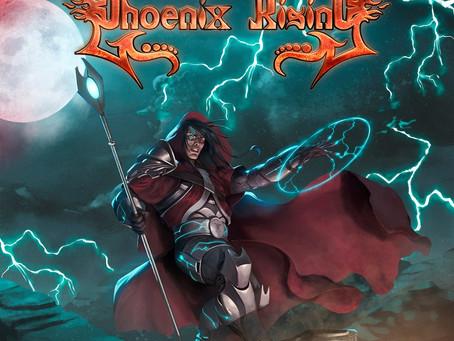 Phoenix Rising 'Acta Est Fabula' (Sonic Attack Records)