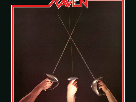 Raven 'All For One' (High Roller Records)