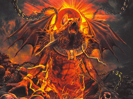 Manimal 'Armageddon' (AFM Records)