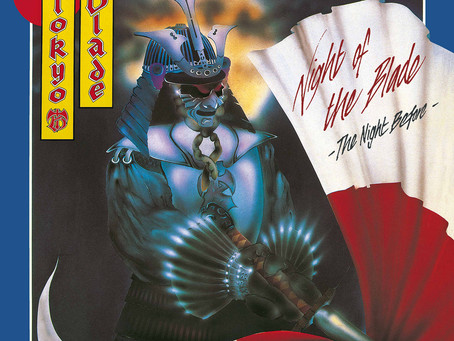 Tokyo Blade 'Night Of The Blade ... The Night Before' (High Roller Records)