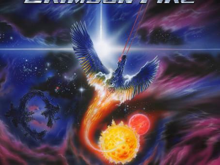 Crimson Fire 'Another Dimension' (No Remorse Records)