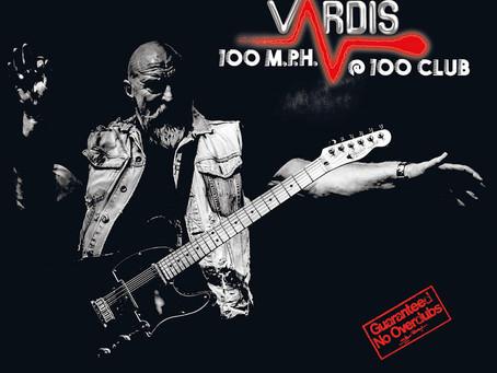 Vardis komt met nieuwe live plaat.