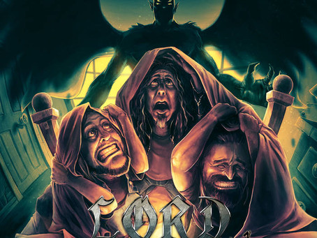 Lord 'Undercovers Volume 1' (Dominus Records)