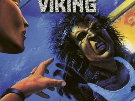 Viking 'Man Of Straw' (High Roller Records)