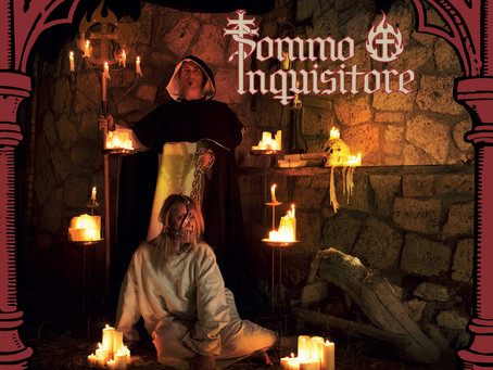 Sommo Inquisitore 'Anno Mille' (Metal Resistance Records)
