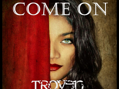 Troyen 'Come On' single (Classic Metal Records)